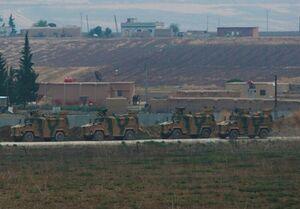 آغاز گشت مشترک روسیه و ترکیه در حلب/ استقرار پلیس روسیه در سراقب