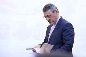 بعیدینژاد و اعضای سفارت ایران در لندن به «همدلی مومنانه» پیوستند