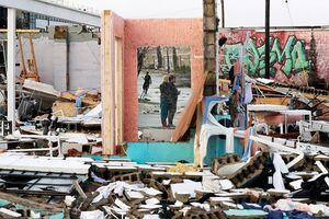 کشتههای طوفان «تنسی» آمریکا به ۱۹ نفر افزایش یافت +عکس
