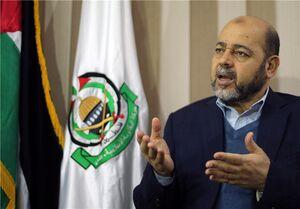 ابومرزوق : هیچ تفاوتی میان گانتس و نتانیاهو وجود ندارد