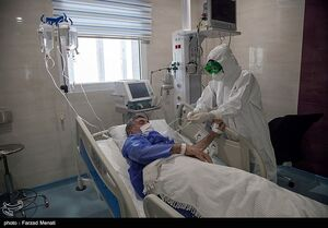 عکس/ بیمارستان تخصصی کرونا در کرمانشاه