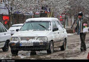 برف و باران ۲ روزه در برخی استان های کشور