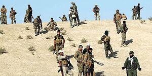 عملیات الحشد الشعبی علیه داعش در جنوب سامراء