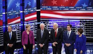 اعلام نتایج نهایی نامزدهای دموکرات در ۱۳ ایالت آمریکا