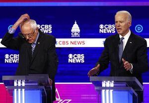 """""""سهشنبه بزرگ"""" انتخابات آمریکا؛ بایدن یا سندرز؛ کدامیک رقیب ترامپ میشوند؟"""