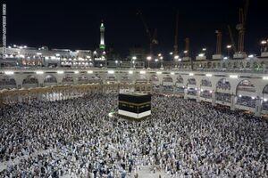 تعلیق زیارت مکه و مدینه برای شهروندان عربستان