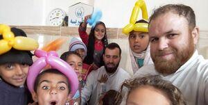 «شیخ احمد» از منبر و روضه محروم نشد + عکس