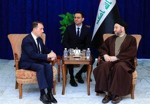 حکیم درباره «ادلب» به سفیر ترکیه چه گفت؟