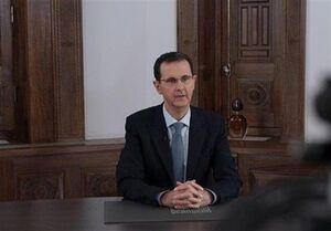 اسد: اردوغان در کنار تروریستهاست