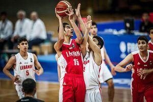 تیم بسکتبال نوجوانان ایران بدون بازی از آسیا حذف شد
