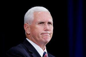 مایک پنس: انتخابات به پایان نرسیده است