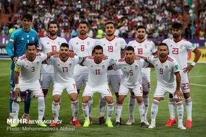 زمان برگزاری 4 بازی ایران در انتخابی جام جهانی