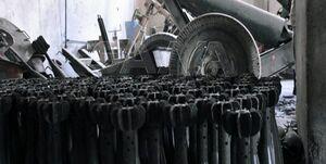 کشف مقرهای ساخت راکت و خمپاره تروریستها در حلب +عکس
