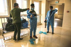 کارگاه های تولید لباس مخصوص پزشکان