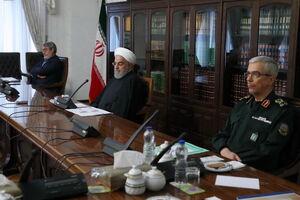 جلسه ستاد ملی مبارزه با کرونا به ریاست حسن روحانی، رئیس جمهور برگزار شد.