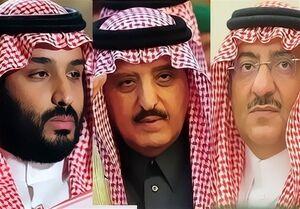 فیلم/ جنگ قدرت در عربستان بالا گرفت