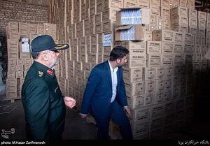 تهران| بازداشت ۶۰ محتکر و کشف ۷۳ میلیون قلم انواع لوازم بهداشتی احتکارشده