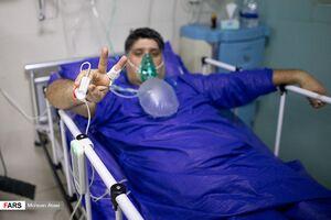 بخش ویژه کرونا در «بیمارستان بعثت» ارتش
