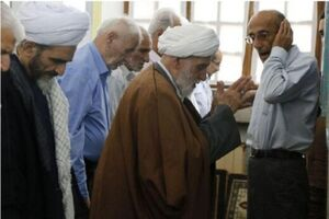 شاگرد امام خمینی به دلیل ابتلا به کرونا درگذشت +عکس