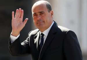 رهبر حزب دموکرات ایتالیا به کرونا مبتلا شد