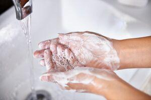 شستن دست
