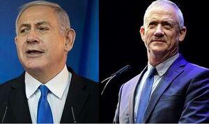حملات لفظی نتانیاهو و گانتز به دلیل ادامه بنبست سیاسی