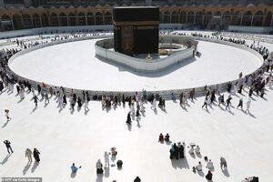 باز شدن مسجد الحرام بر روی زائران