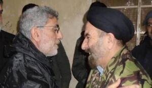 پیام سفر قاآنی به سوریه، اثبات حضور با قدرت بود