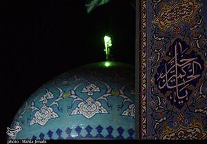 ممنوعیت تجمعات مذهبی و مراسم تحویل سال در بقاع متبرکه