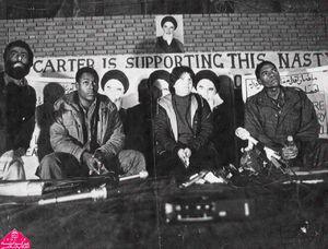 عکس/ حسین شیخالاسلام در کنار گروگانهای آمریکایی