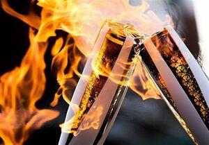 مشعل المپیک بدون حضور تماشاگر روشن میشود