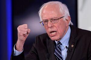 ادامه صفکشی دموکراتها علیه سندرز