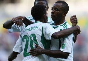 مرگ بازیکن نیجریهای پس از برخورد با حریف