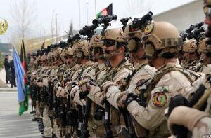 آغاز کاهش شمار نیروهای آمریکا در افغانستان