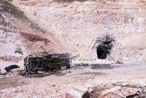 ارتش سوریه مخفیگاه سرکرده جبهه النصره در حلب را کشف کرد +عکس