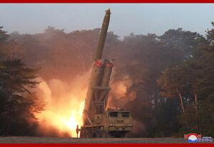 کره شمالی موشک ناشناخته پرتاب کرد