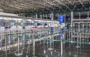 فرودگاه بین المللی رم پس از کرونا
