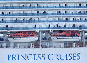 مسافران کشتی مبتلا به ویروس کرونا در آمریکا