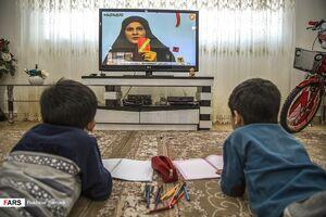 اعلام جدول زمانی آموزش تلویزیونی ۱۳ فروردین