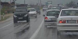 افزایش ۱۰.۵ درصدی تردد خودروها در جادهها