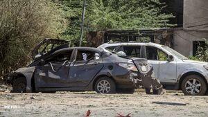 مرگ سه کماندوی سومالی در پی حمله انتحاری