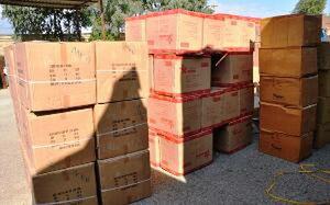 کشف پنج محموله بهداشتی و دارویی قاچاق در خوزستان