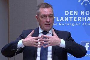 وزیر دفاع نروژ
