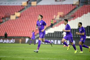 رکورد العین در فوتبال امارات