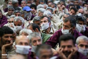 عکس/ گرمخانههای تهران در روزهای کرونایی