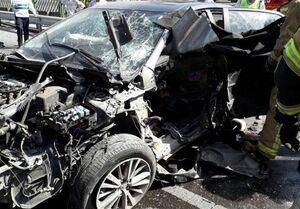 """""""کرونا"""" خطرناکتر است یا سوانح رانندگی؟"""