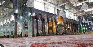 تصاویری از غربت حرم اهلبیت (ع) در عراق/ جای خالی ۴۰ هزار زائر ایرانی در عتبات