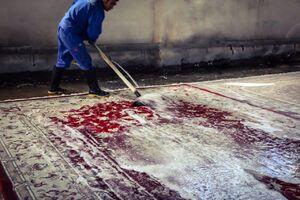 کرونا از طریق شستن فرش در قالیشوییها منتقل میشود؟