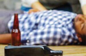 مسمومیت با الکل نمایه