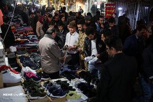 تهران خرید عید